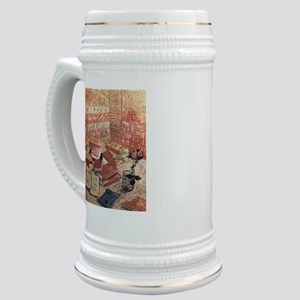 Van Gogh French Novels and Rose Stein