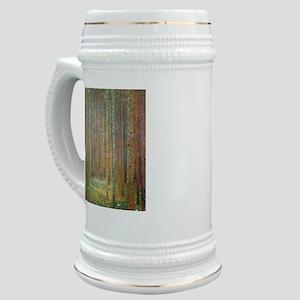 Gustav Klimt Pine Forest Stein