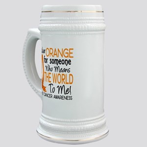 Means World To Me 1 Kidney Cancer Stein