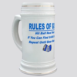 Rules Of Golf Stein