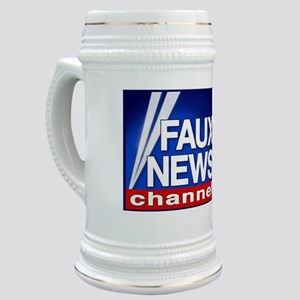 Faux News - On a Stein