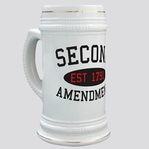 Second Amendment, Est. 1791 Stein