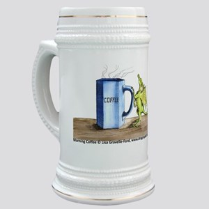 Morning Coffee Stein