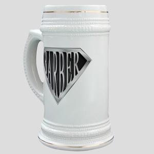 SuperBarber(metal) Stein