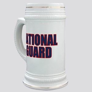 NATIONAL GUARD Stein