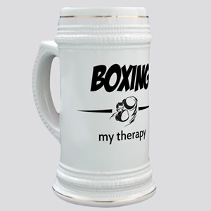 Boxing sports vector design Stein