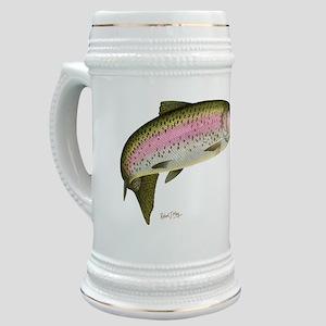 Rainbow Trout 1 Stein