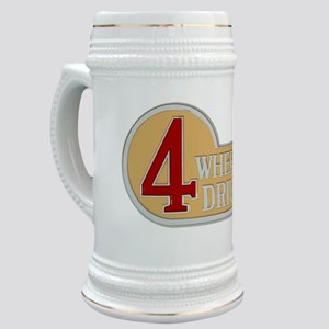 4WD logo Stein