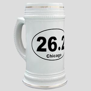 26.2 Chicago Marathon Stein