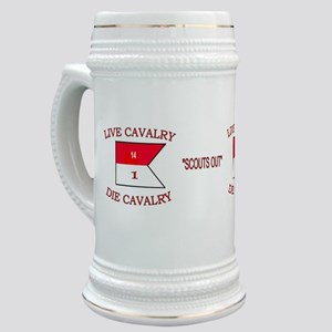 1st Squadron 14th Cavalry Stein