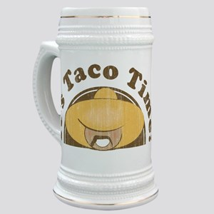 It's Taco Time! Stein