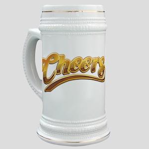 Cheers TV Show Retro Stein