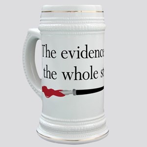 The evidence isnt the whole story Stein