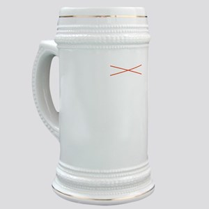 Mt Whitney Elevation Logo White Stein