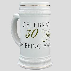 Celebrating 30 Years Stein