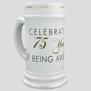 Celebrating 75 Years Stein