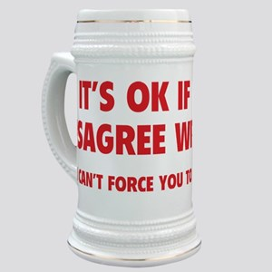 ForceBeRight1D Stein