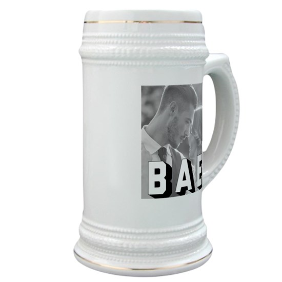 BAE Personalized Stein By Addaphoto