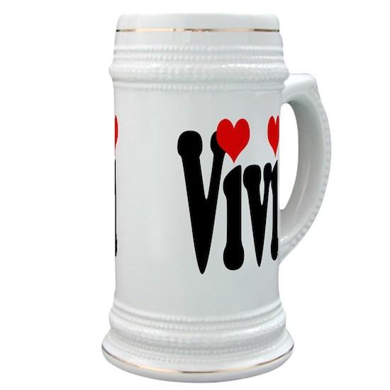20f3d4aca4a2 I love Vivi Stein by alans.dk online shop - CafePress