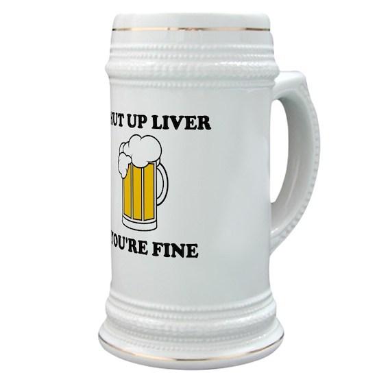 Shut Up Liver