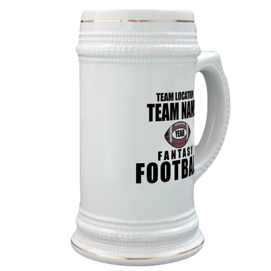 Your Team Personalized Fantasy Football