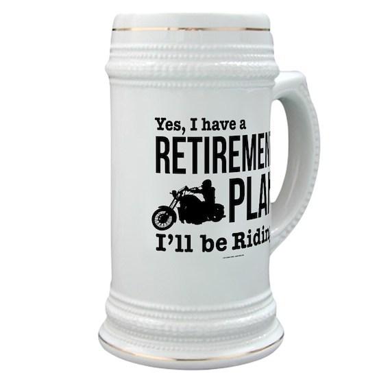 Riding Retirement Plan