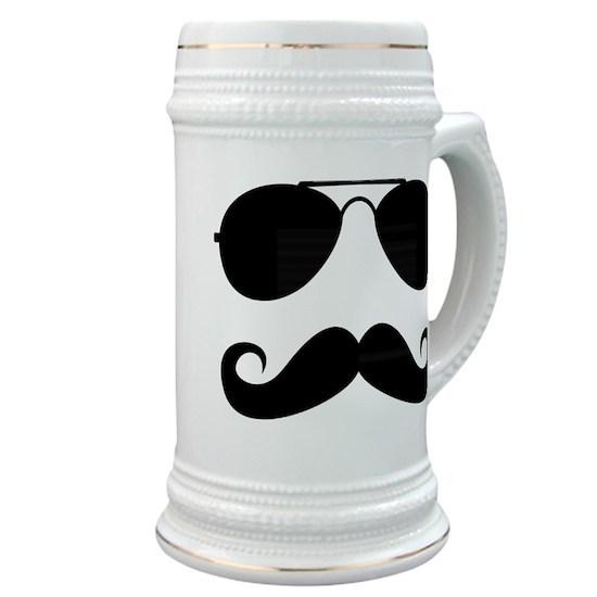 Mustache-025-A