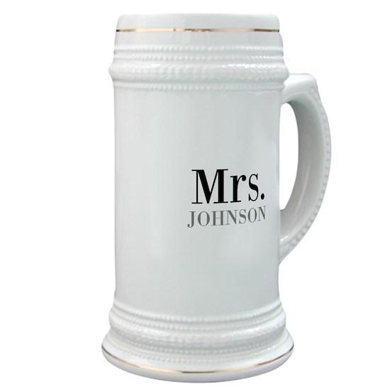 Customized Mrs
