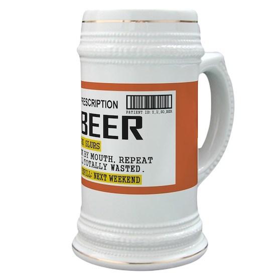 Beer Prescription