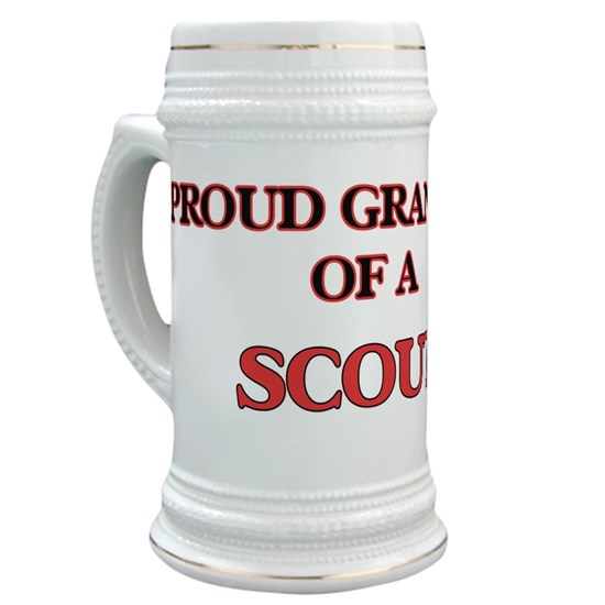 Proud Grandma of a Scout