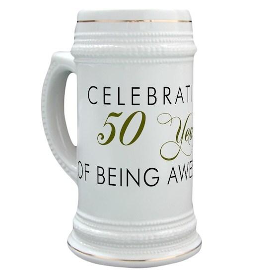 Celebrating 50 Years Awesome