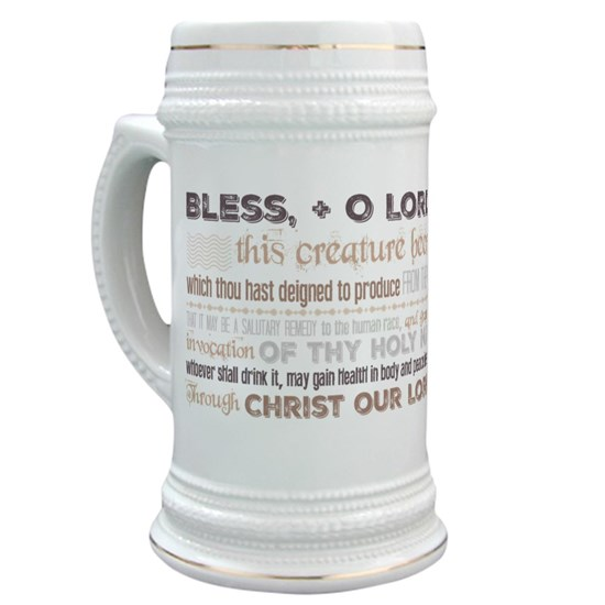 Blessing for Beer in neutrals