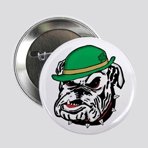 "Irish Bulldog 2.25"" Button (10 pack)"