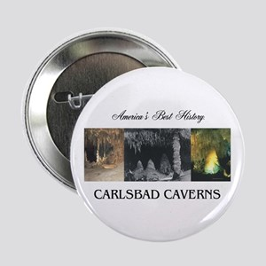 "Carlsbad Caverns Americasbe 2.25"" Button (10 pack)"