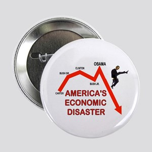 """RUINING AMERICA 2.25"""" Button (10 pack)"""