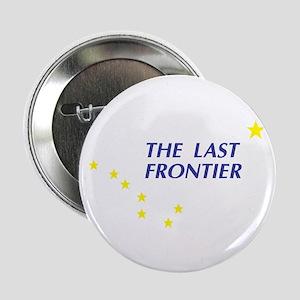 "Alaska The Last Frontier Stat 2.25"" Button (10 pac"