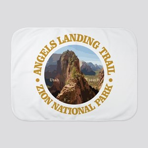 Angels Landing Baby Blanket