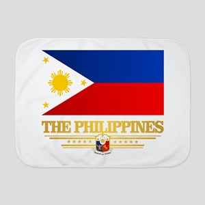 The Philippines Baby Blanket