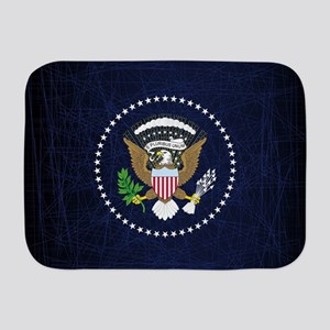 President Seal Eagle Baby Blanket