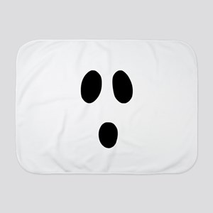 Boo Face Baby Blanket