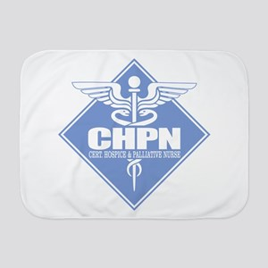 Certified Hospice & Palliative Nurse Baby Blanket