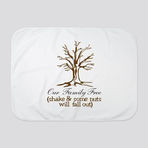 Our Family Tree Baby Blanket