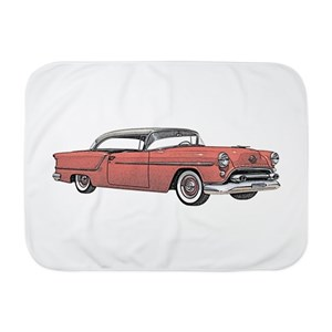 1954 car Baby Blanket