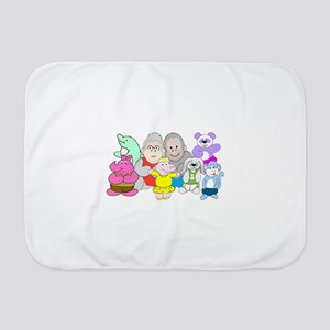 Allie and Friends Baby Blanket