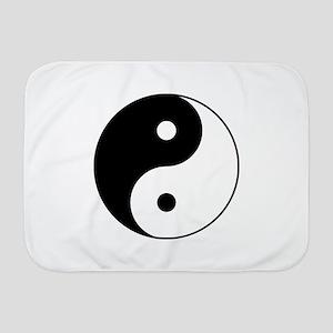Classic YinYang Baby Blanket