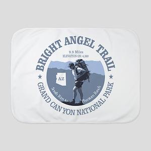 Bright Angel (rd) Baby Blanket