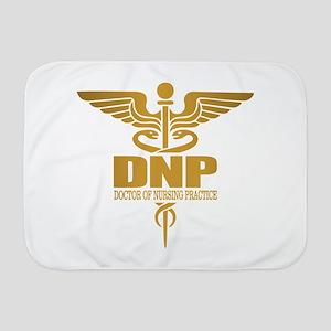 DNP gold Baby Blanket