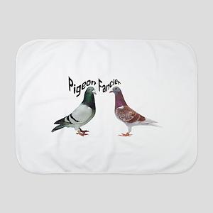 Pigeon Fancier Baby Blanket