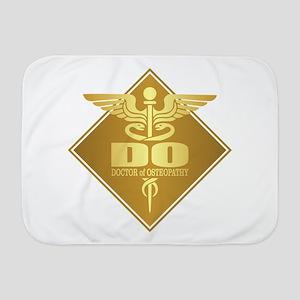 DO gold diamond Baby Blanket