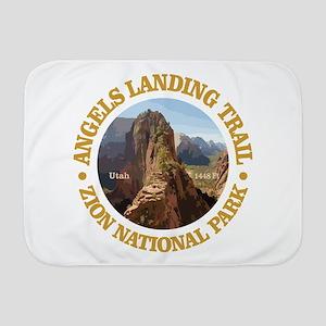 Angels Landing Baby Blanket